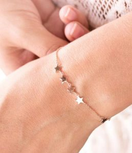 مدل های جدید دستبند ساده و ظریف دخترانه