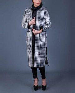 مدل های جدید و زیبای مانتو مجلسی 96