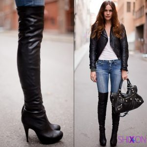 انواع کفش های زنانه