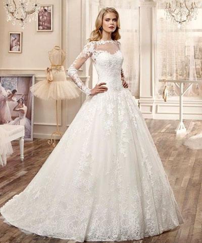 انتخاب لباس عروس ، آنچه در هنگام انتخاب لباس عروس باید بدانید