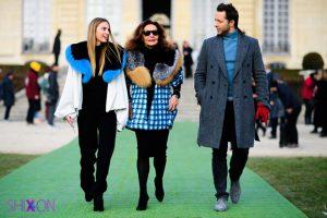 استایل های خیابانی هفته طراحان پاریس