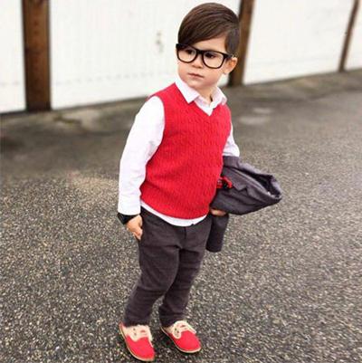 رمز و راز شیک پوشی کودکان + تصاویر