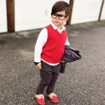 خوشتیپ بودن کودک با این نکات +تصاویر