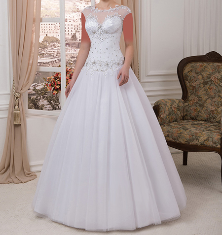 شیک ترین مدل لباس عروس +تصاویر
