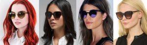 عینک آفتابی مناسب
