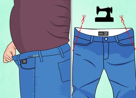 لباس پوشیدن آقایان دارای اضافه وزن +تصاویر