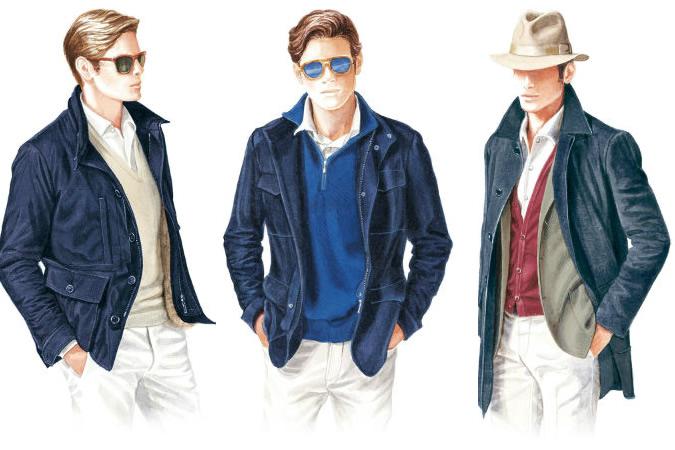 ۱۰ برند ایتالیایی پوشاک مردانه که حتما باید بشناسید