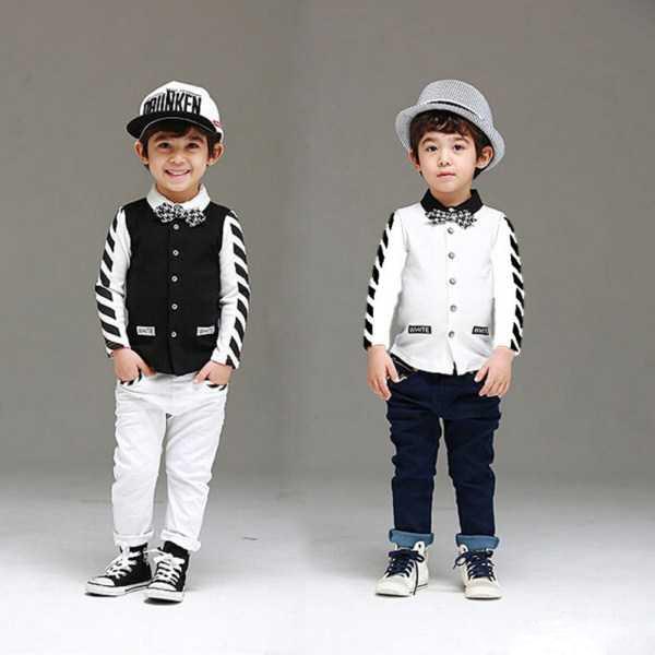 مدل لباس بچه گانه عید برای دختر و پسرای کوچولو + تصاویر
