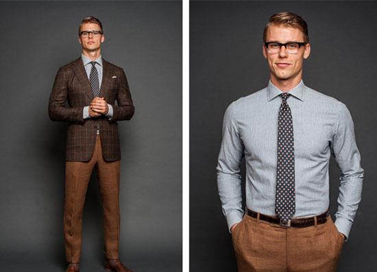 استایل شیک مردانه +تصاویر
