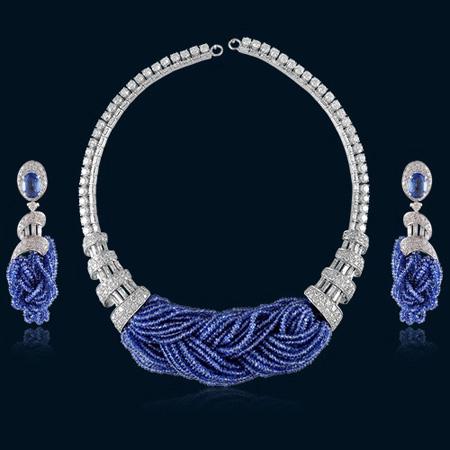 جدیدترین مدلهای جواهرات یک برند معروف Hazoorilal Jewellers +تصاویر