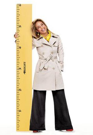 لباسهایی که شما را بلندتر نشان می دهد