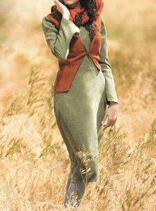شیک ترین و جدیدترین مدل مانتوهای عید