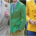 ترکیب رنگ لباس های مردانه 2017+تصاویر