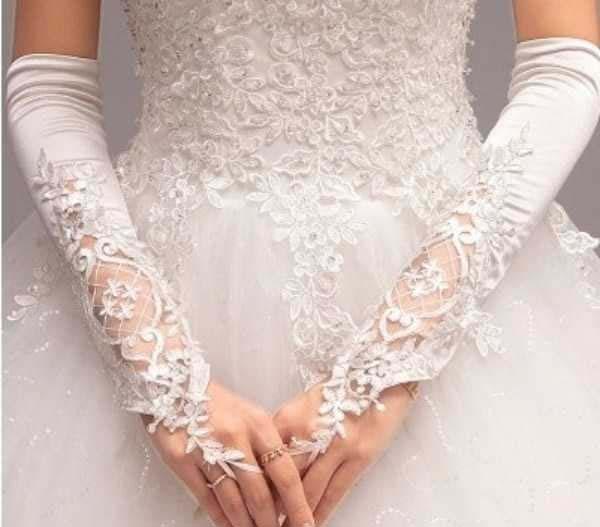 دستکش عروس 2016