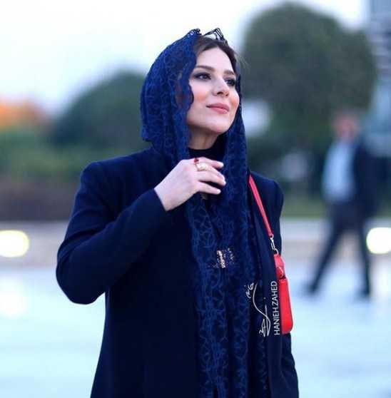 تیپ وپوشش سحر دولتشاهی