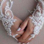 دستکش عروس 2016 بخشی از زیبایی های لباس عروس + تصاویر