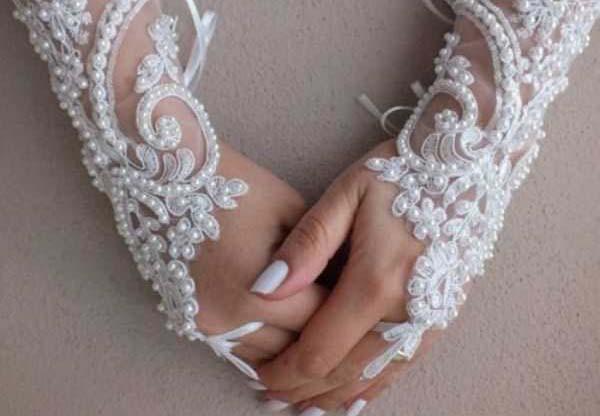 دستکش عروس ۲۰۱۶ بخشی از زیبایی های لباس عروس + تصاویر
