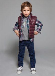 الگوبرداری از سبک پوشش بچه ها