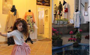 لباس هایی با الهام از نقاشی کودکان