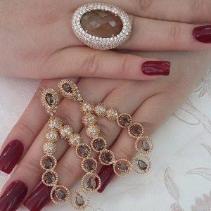 مدل نیم ست های جواهر