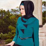 پوشش خانم های با حجاب +تصاویر