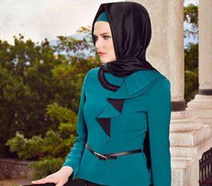 پوشش خانم های با حجاب