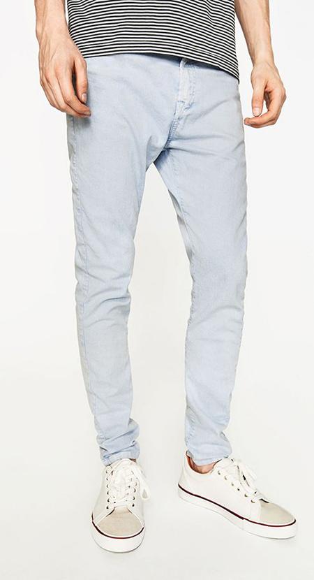 شلوار جین مردانه زارا Zara +تصاویر