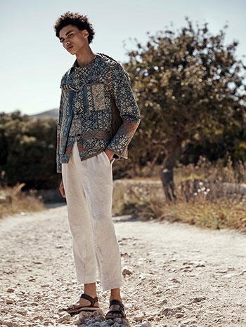 جدیدترین لباس های ساحلی آقایان
