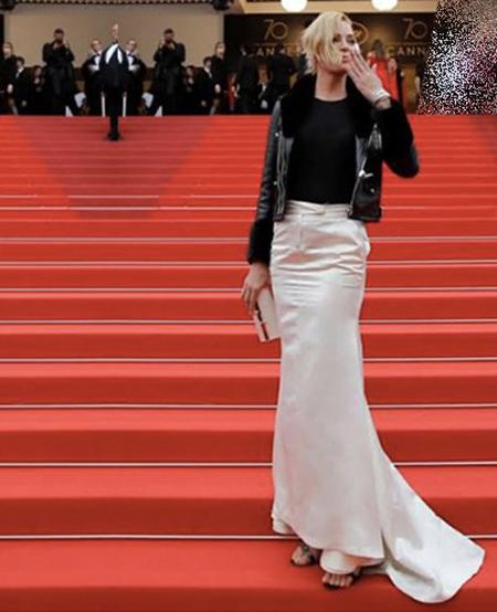 مدل لباس ستارگان در جشنواره کن 2017
