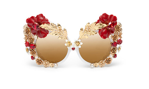 مدل عینکهای عجیب وغریب D&G