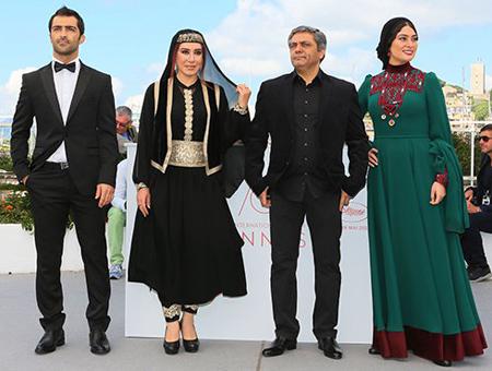 مدل لباس نسیم ادبی و سودابه بیضایی