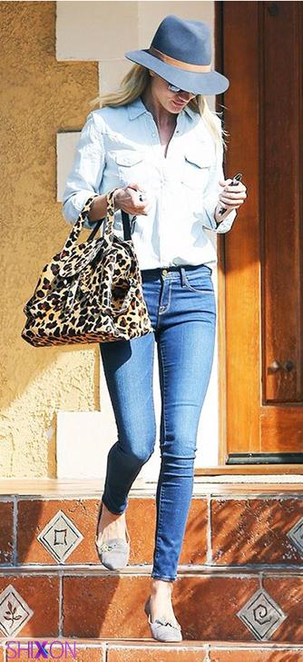 مدل کیف پلنگی گوچی در سال ۲۰۱۷