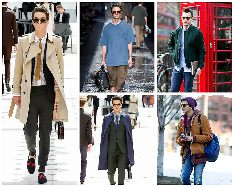 محبوب ترین عینک های مردانه