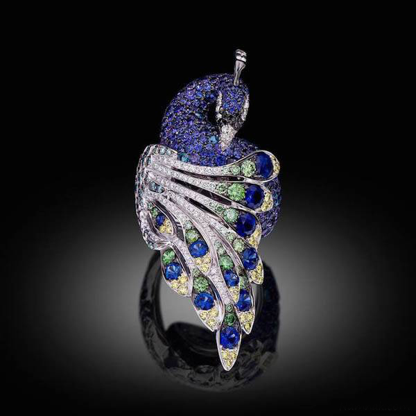 جواهرات زیبا با طرح حیوانات