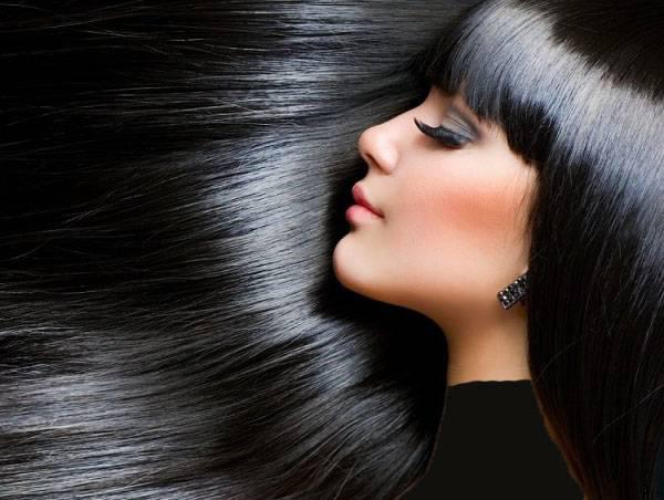 مراقبت از موهای مشکی