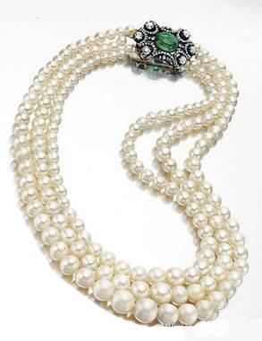 جواهراتی با گرانترین مرواریدها