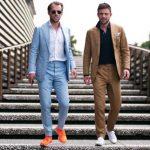 کفش های مردانه مناسب بهار و تابستان