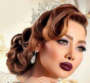اصول مهم مدل مو و آرایش عروس