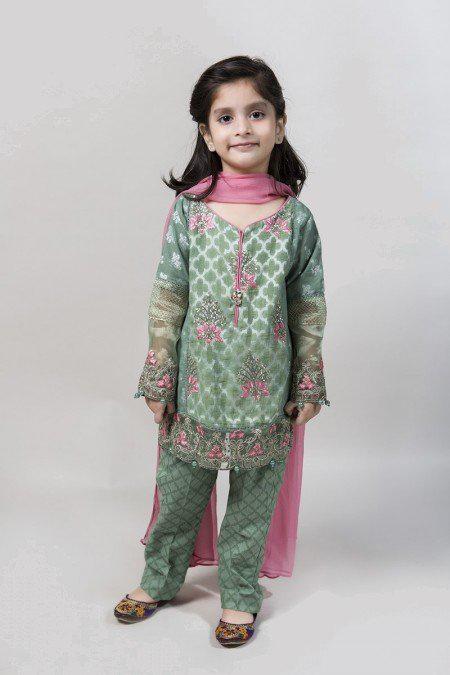 مدل لباس مجلسی دخترانه پاکستانی