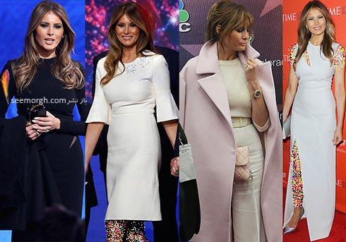 ملانیا ترامپ محبوب ترین مدل جراحی زیبایی