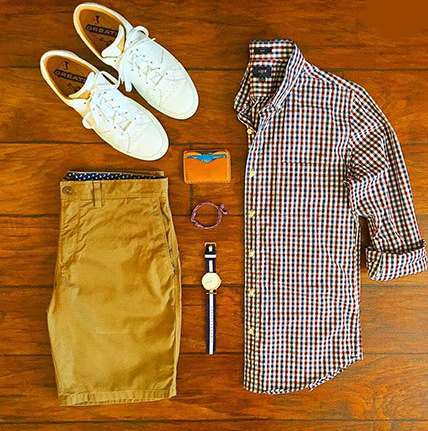 ست لباس های مردانه برای تابستان ۹۶