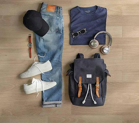 ست لباس های مردانه برای تابستان 96