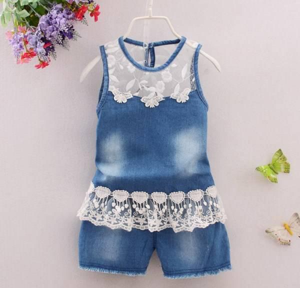 لباس های شیک دخترانه تابستانی 96