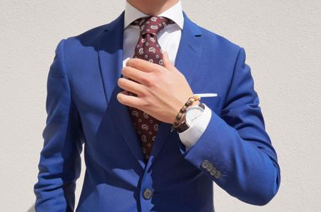 راهنمای خرید کراوات و دستمال جیب برای آقایان