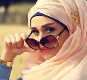 شیک ترین مدل عینک برای خانم های باحجاب