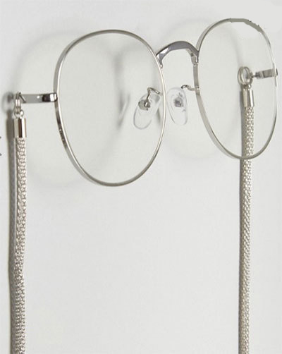 عینک خلاقانه ای که گوشواره می شود