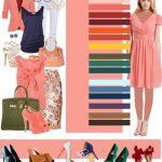 اصول ست کردن لباس با رنگ صورتی
