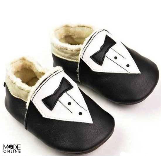 کفش های نوزادی دخترانه و پسرانه