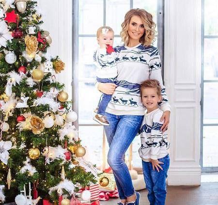 ست لباس مادر و کودک