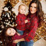 جدیدترین مدل های ست لباس مادر و کودک